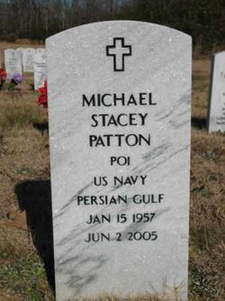 Michael Stacey Patton