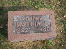 Matilda Elizabeth <i>Prather</i> Bowman