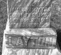 James Thomas Layton