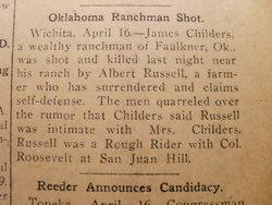 James F. Childers