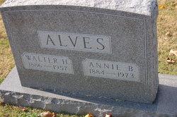 Ann <i>Bagley</i> Alves