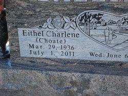 Charlene <i>Choate</i> Ballinger