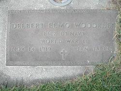 Delbert Elmo Woodruff