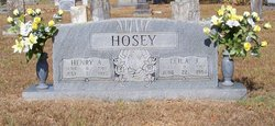 Henry A. Hosey