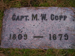 Capt Moses Welch Copp