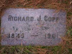 Richard James Copp