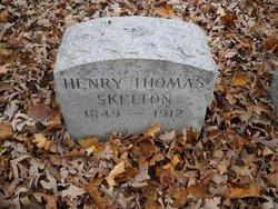 Henry Thomas Harry Skelton