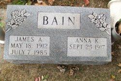 Anna Kathryn <i>Schwab</i> Bain