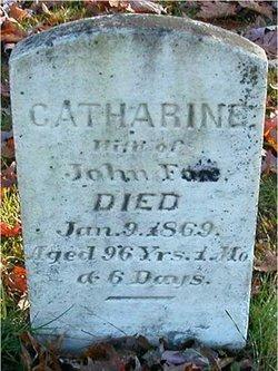Catherine Fox