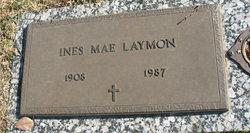 Ines Mae <i>Clowe</i> Laymon