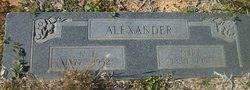 Mary <i>Casey</i> Alexander