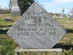 Frances B <i>Parker</i> Honeywell