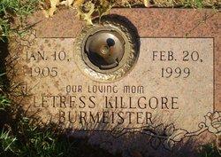 Letress <i>Killgore</i> Burmeister