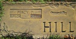PERCY DEE PETE HILL
