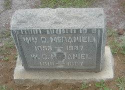 W. R. McDaniel
