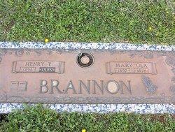 Rev Henry Turner Brannon