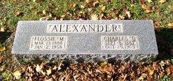 Flossie M. Alexander