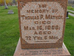 Thomas Patterson Mather