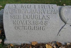 Harriet Amelia Hattie <i>Douglas</i> Darveau