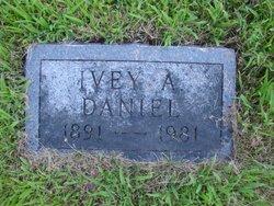 Ivey A <i>Lagergren</i> Daniel