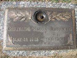 Gertrude <i>Smith</i> Reynolds