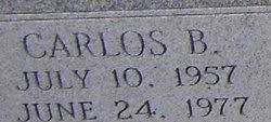 Spec Carlos B. Gonzalez