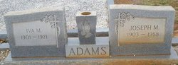 Iva Ruth <i>Moore</i> Adams
