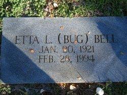 Etta L Bug Bell