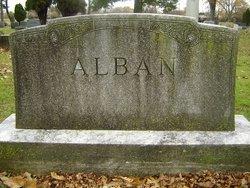 Catherine <i>Lloyd</i> Alban