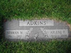 Arlene F <i>Reed</i> Adkins