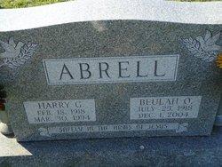 Beulah O. Abrell
