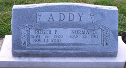 Roger P Addy