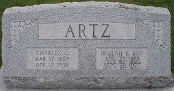 Charles C Artz