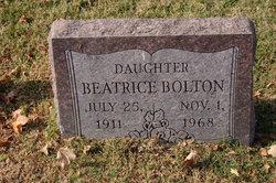 Beatrice Bolton