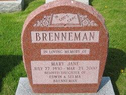Mary Jane Brenneman