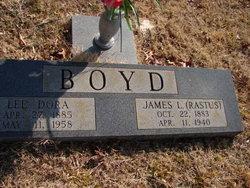 James Lowe Rastus Boyd