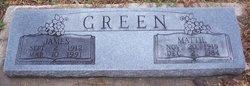 Mattie <i>Mckee</i> Hatcher / Green