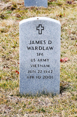James D. Wardlaw
