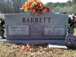 Willie Curtis Boots <i>Kaylor</i> Barrett
