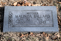Malinda J <i>Pruitt</i> Ballard