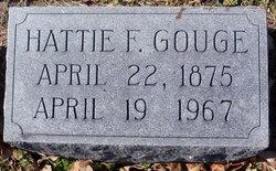 Hattie F. Gouge