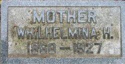 Willimina Minnie <i>Hagerman</i> Aderholdt