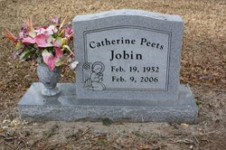 Catherine Virginia Cathy <i>Peets</i> Jobin