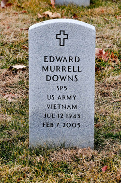 Edward Murrell Ned Downs