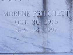 Morene <i>Pritchett</i> Ausburn