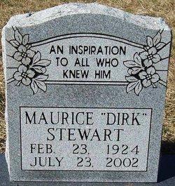 Maurice (Dirk) Stewart