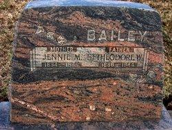 Jennie <i>McInturff</i> Bailey