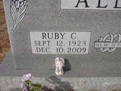 Ruby Mae <i>Casey</i> Allen