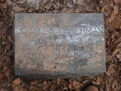 Archie T. Bachman