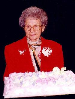 Edith Elsie <i>Leonard</i> Crocker